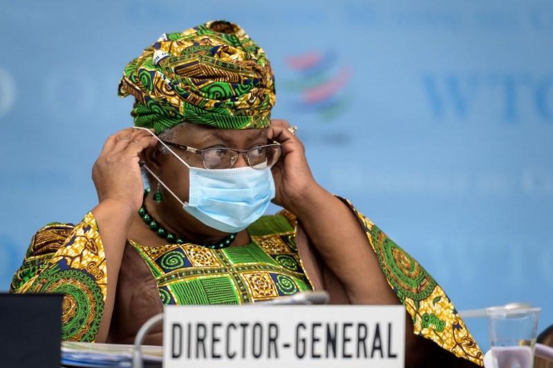 New Director-General of the World Trade Organization Ngozi Okonjo-Iweala