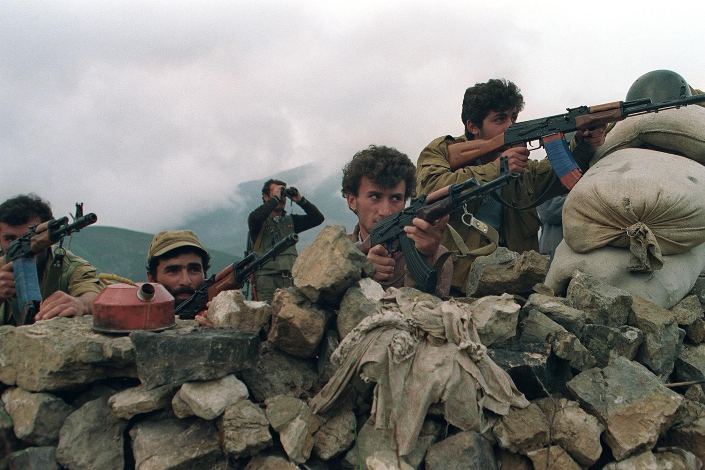 Armenia fighting 1992