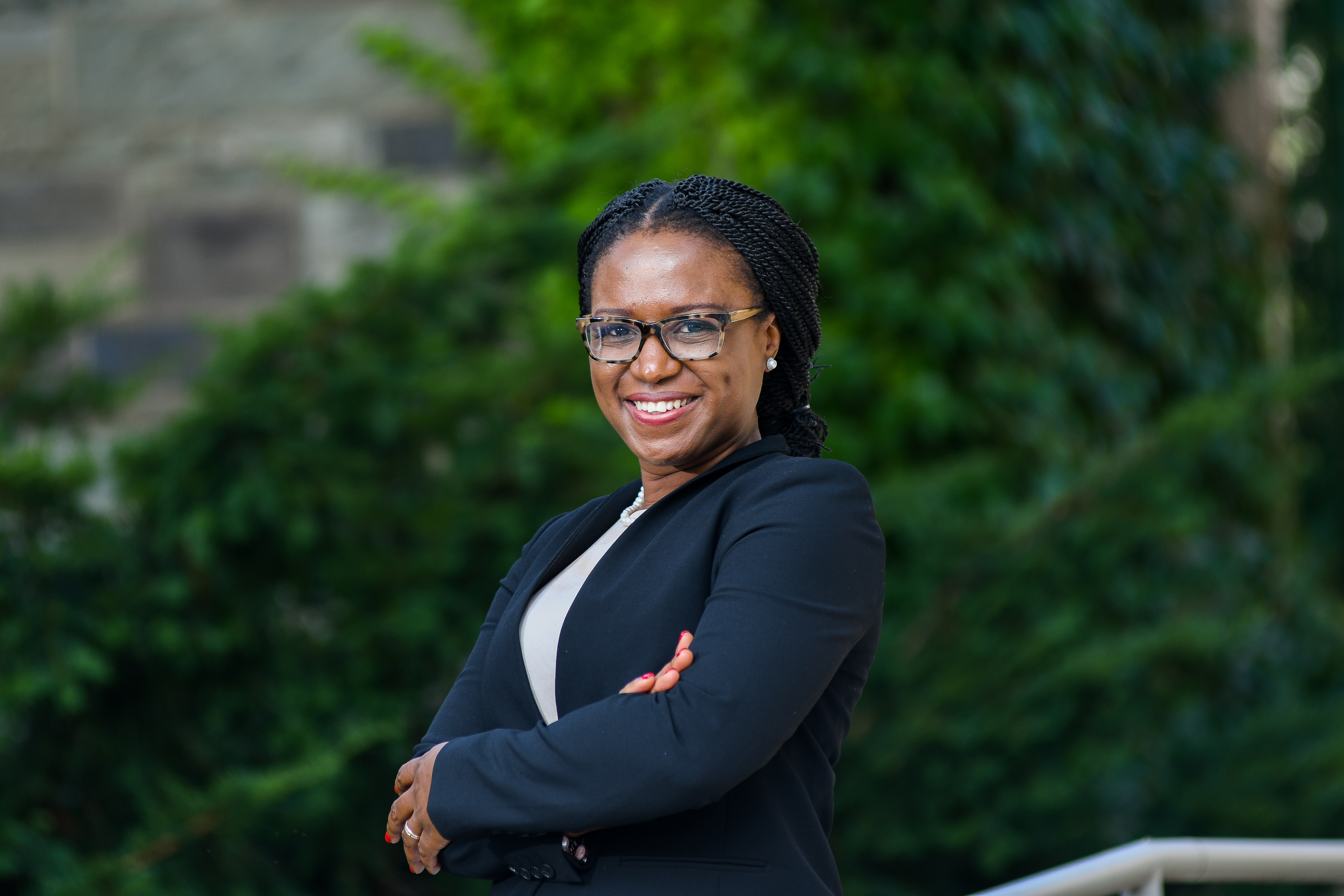 Ifeoma Ajunwaat Cornell University in Ithaca, N.Y., Friday, July 12, 2019.  (Photo by Heather Ainsworth)