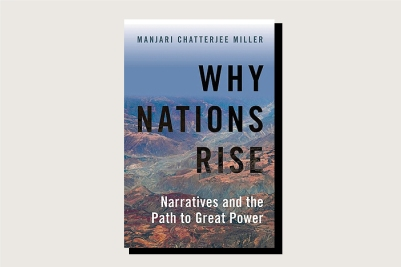 Book cover of Why Nations Rise