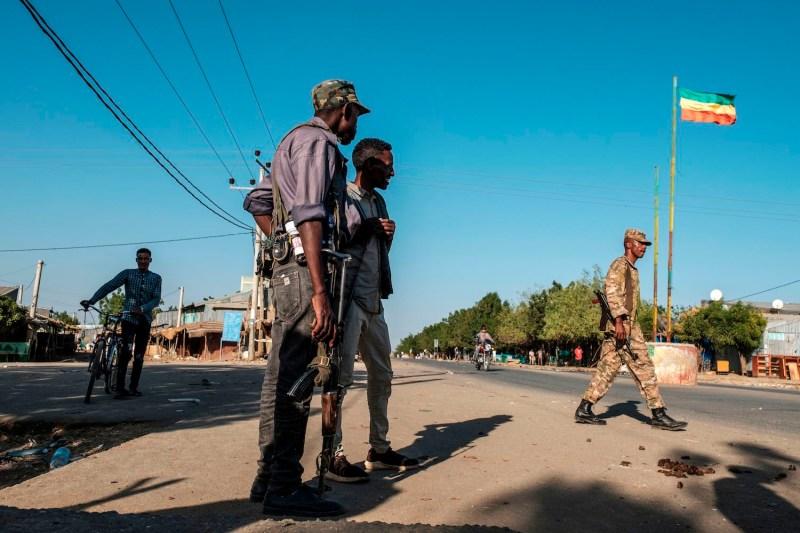 ethiopia amhara militias tigray