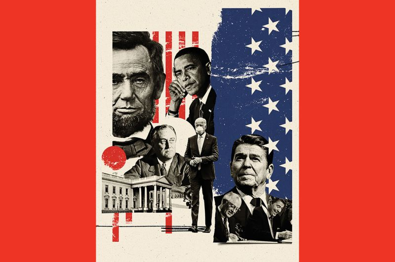 biden-100-days-fdr-lincoln-obama_Illustration-KLAWE-RZECZYn-hp