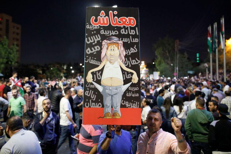 2018 jordan protests