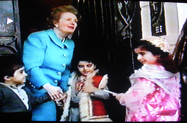 Margaret Thatcher Kurds Iraq