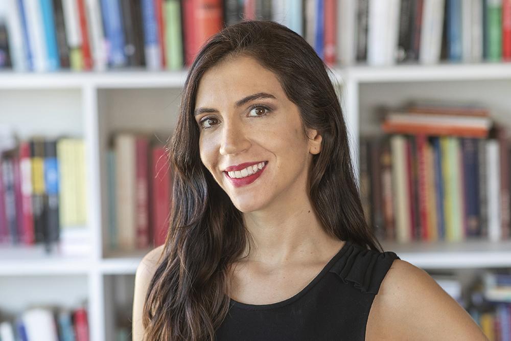 Bárbara Sepúlveda.