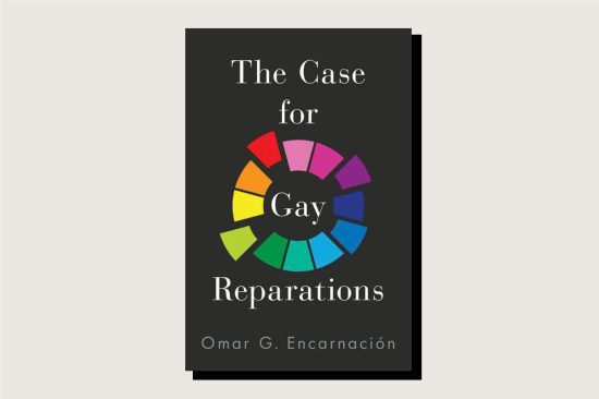 The Case for Gay Reparations book cover