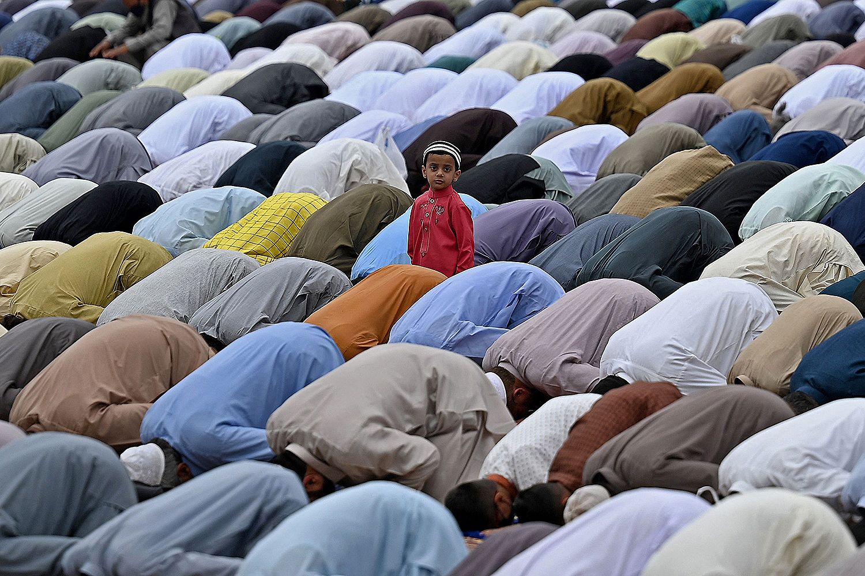 Eid al-Fitr prayers