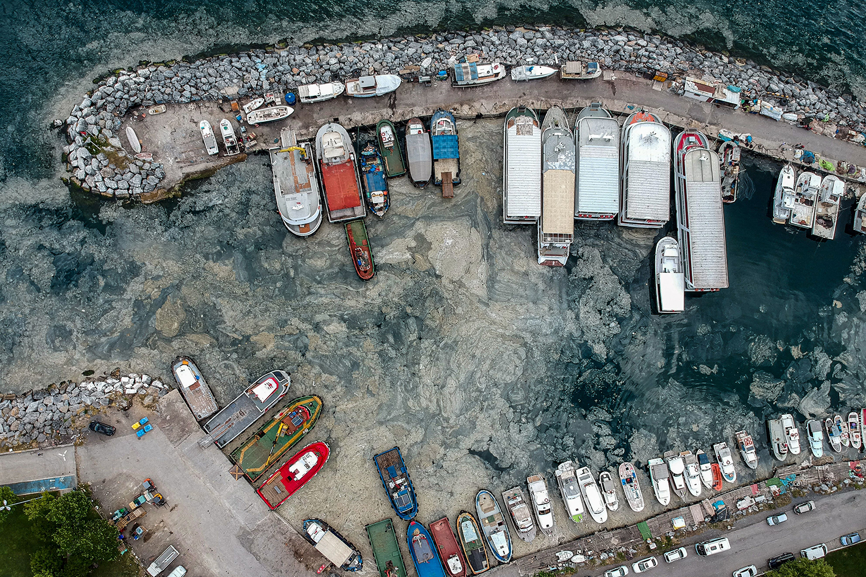 Turkey Marmara Sea