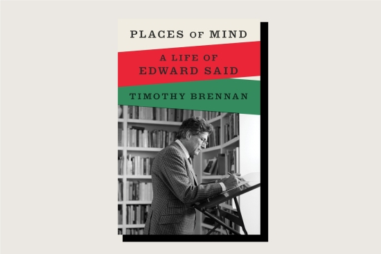 Book cover of Places of Mind