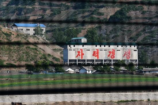 朝鲜的建筑