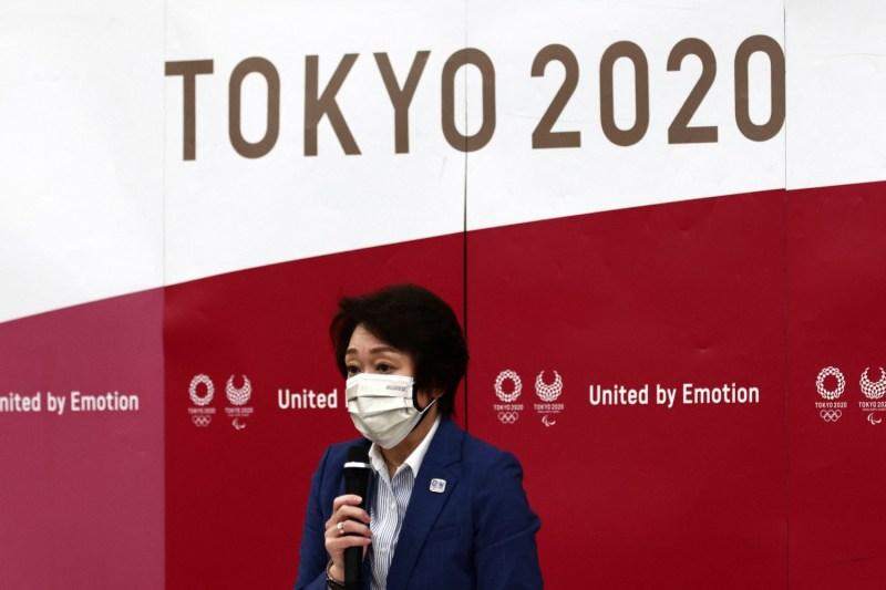 Tokyo 2020 President Seiko Hashimoto