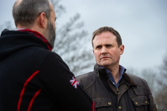 Tom Tugendhat, a member of the British Parliament for Tonbridge and Malling, is pictured in London in January 2019.