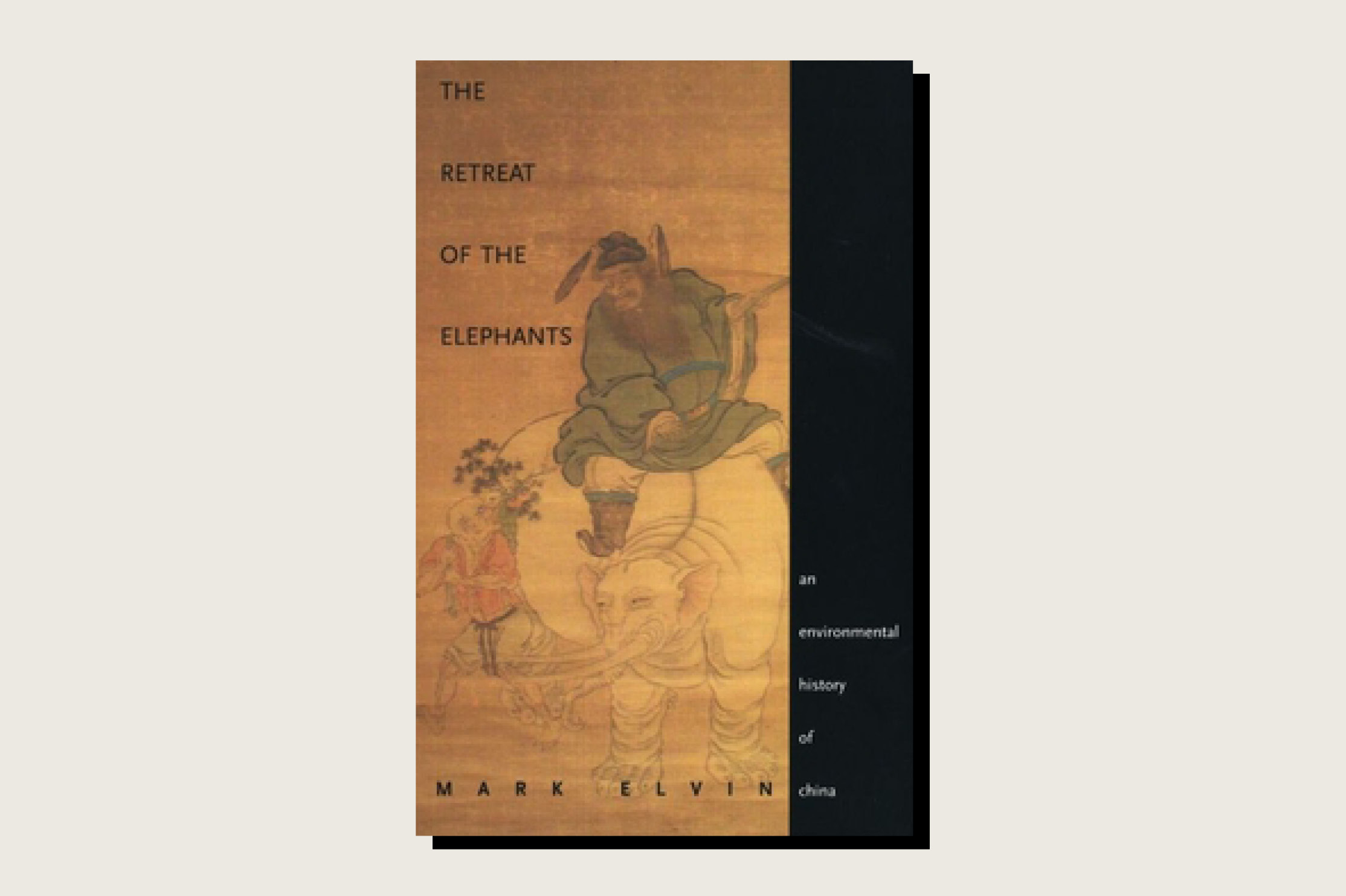 <em>The Retreat of the Elephants: An Environmental History of China</em>, Mark Elvin, Yale University Press, 2006, 592pp., .