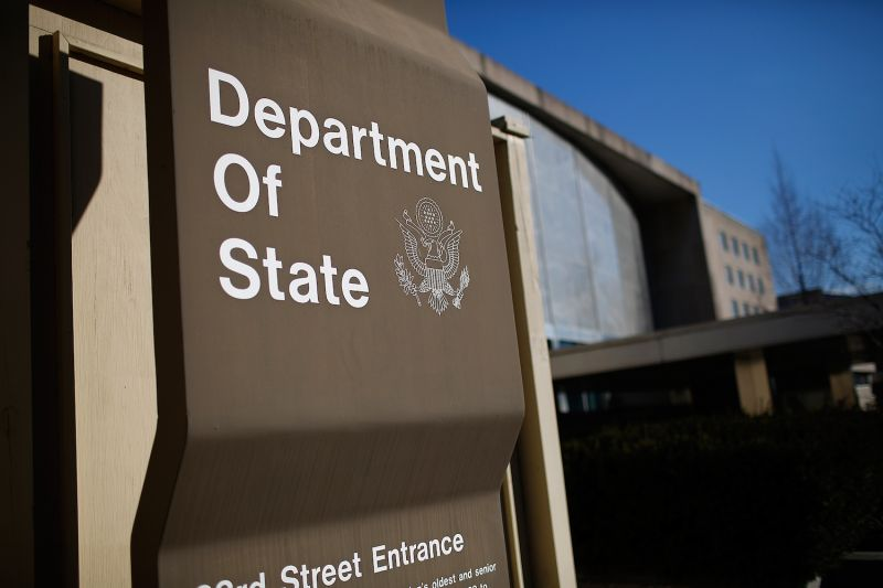 The Department of State