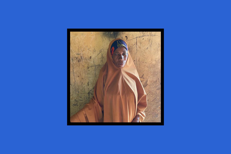 Rakiya Dalhatu is a participant in the Advancing Local Dairy Development in Nigeria program, which supports smallholder women dairy farmers.
