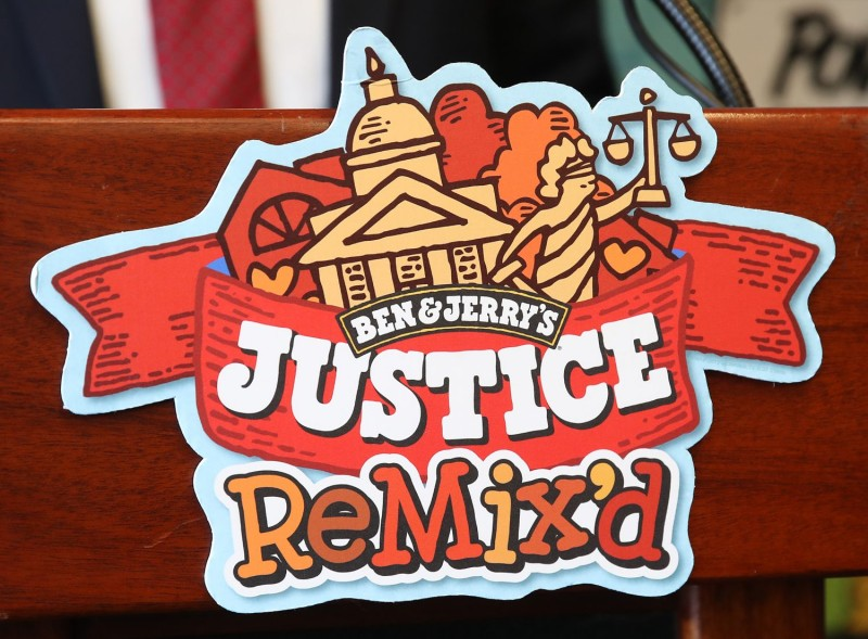 Ben and Jerry's announces new flavor.