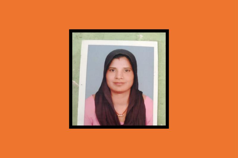 Deepa, an Indian domestic worker