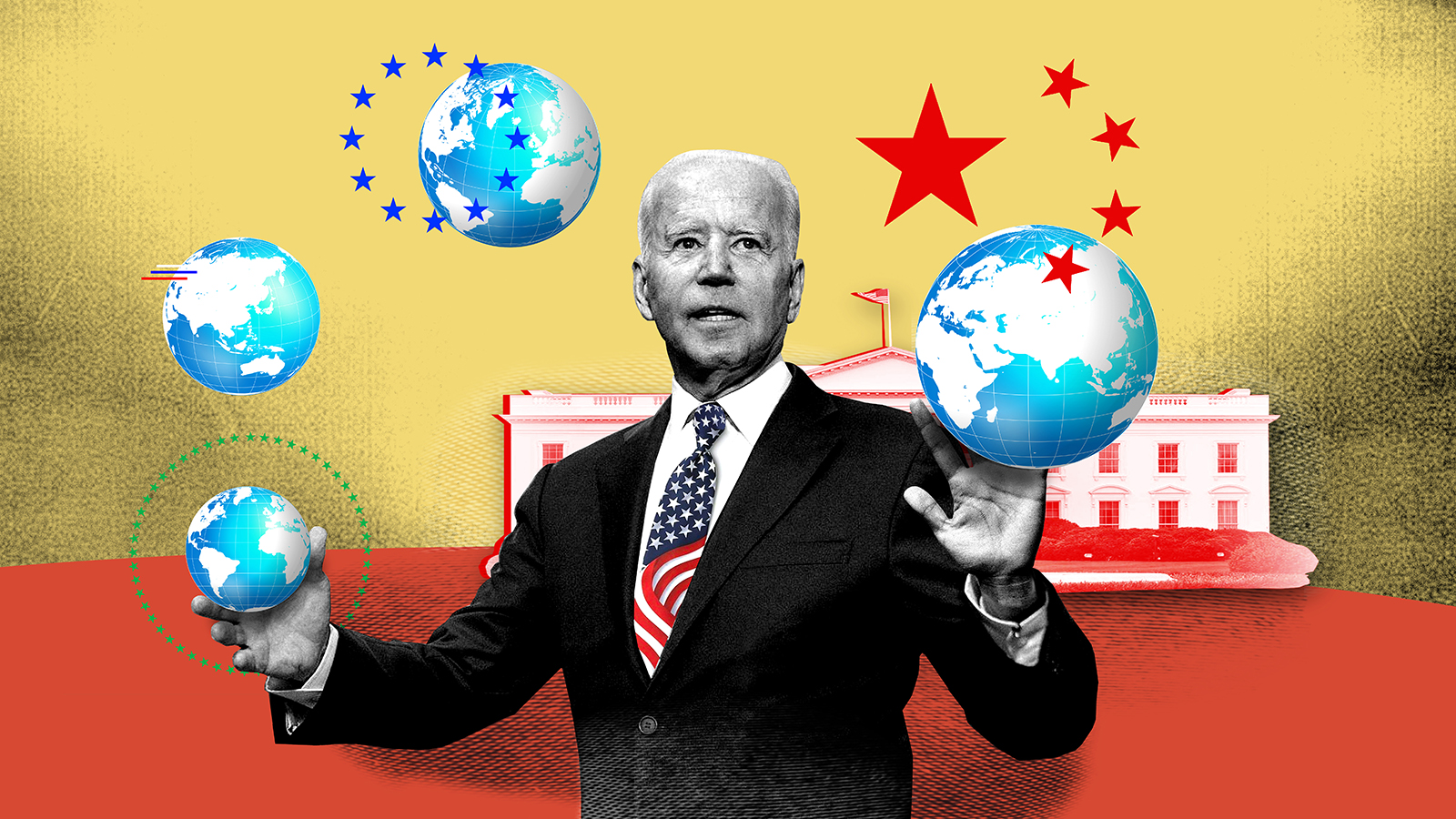 biden-foreign-policy-china-russia-six-months