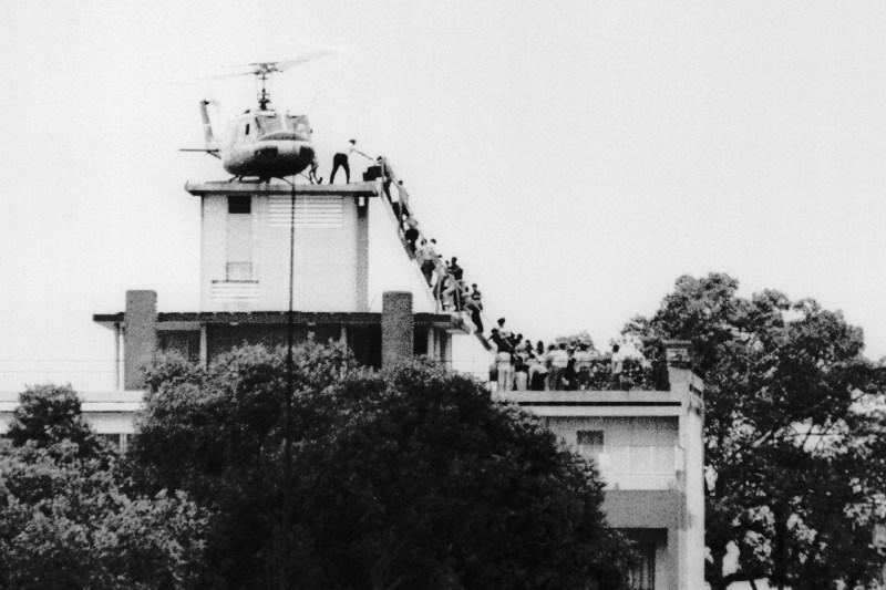 The CIA helps Vietnamese evacuees.
