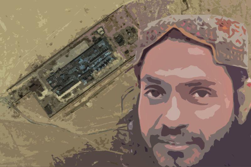 CIA black site prison near Kabul and Ahmed Rabbani