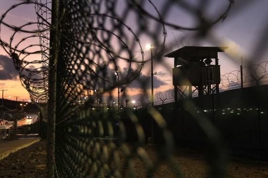 Outside of Guantanamo Bay