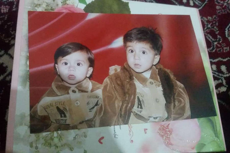 Zaki Anwari and his brother Zaker