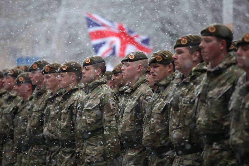 uk soldiers afghanistran