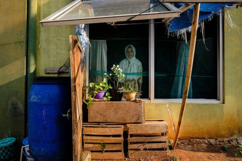 indonesia afghanistan refugees