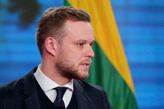 Pressured By China, Lithuania Won't Back Down Over Taiwan