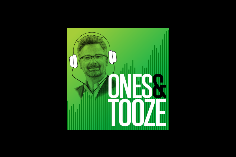Ones and Tooze Override Photo