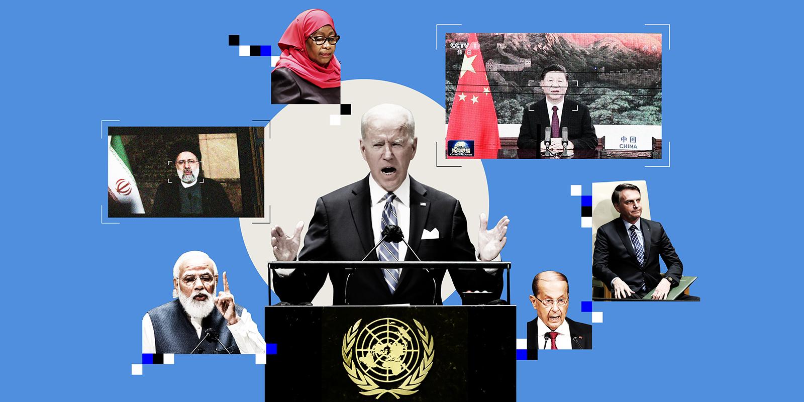 UN-most-important-speeches-biden-xi-modi-raisi-suluhu-bolsonaro-wide