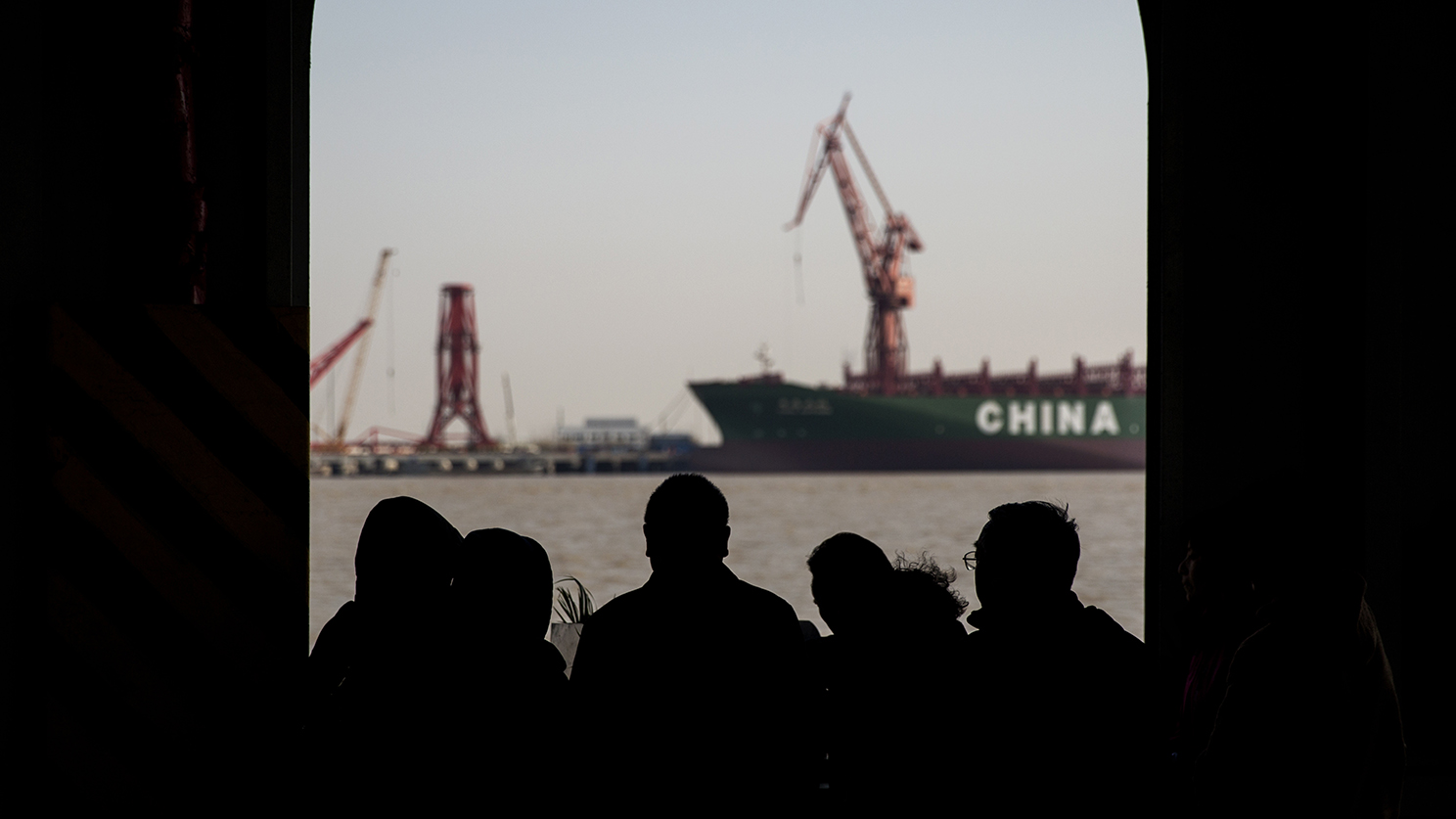 Chinese Encouraged To Bury Deceased At Sea