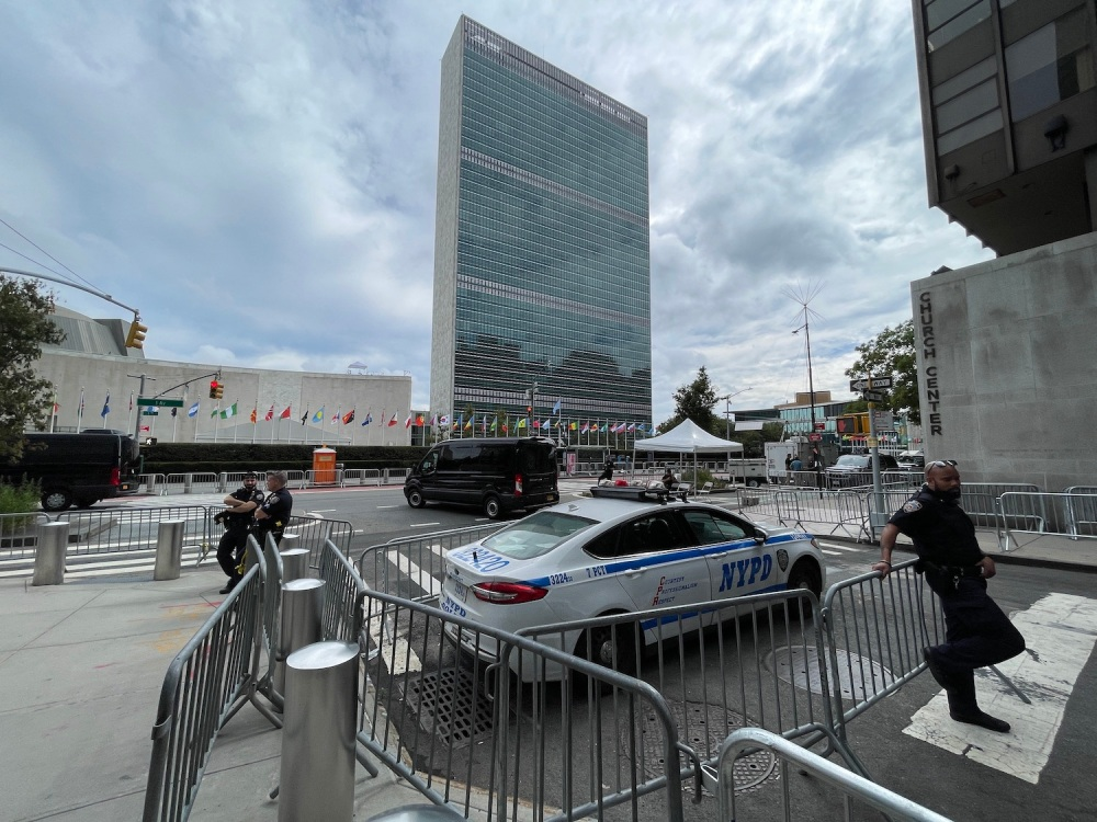 Image NGOs Frozen Out of U.N. Building
