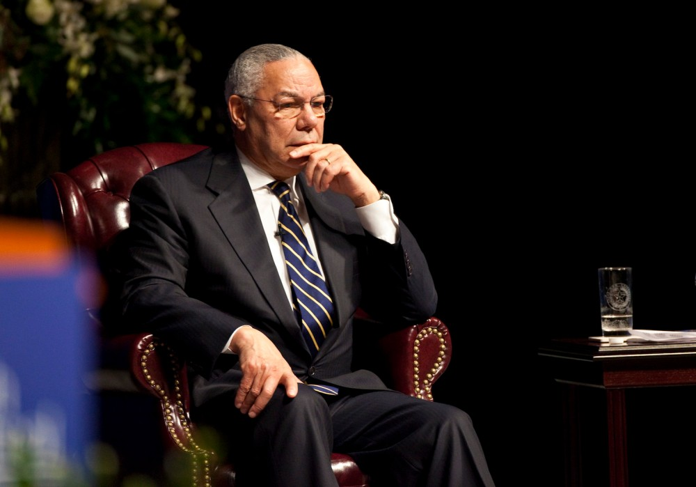 Colin Powell, 'Reluctant Warrior' Who Made the Case for the Iraq War, Dead at 84
