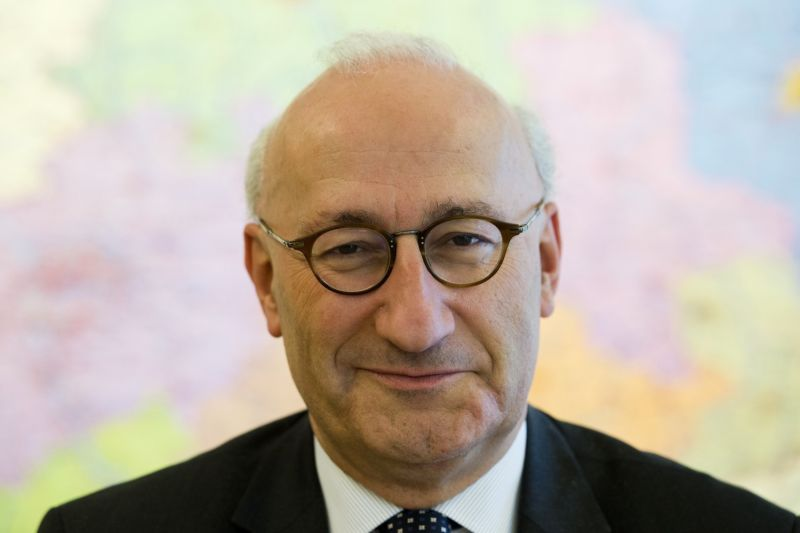 Philippe Étienne in 2014