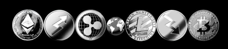 Future of Money - Cryptocurrency Database illustration