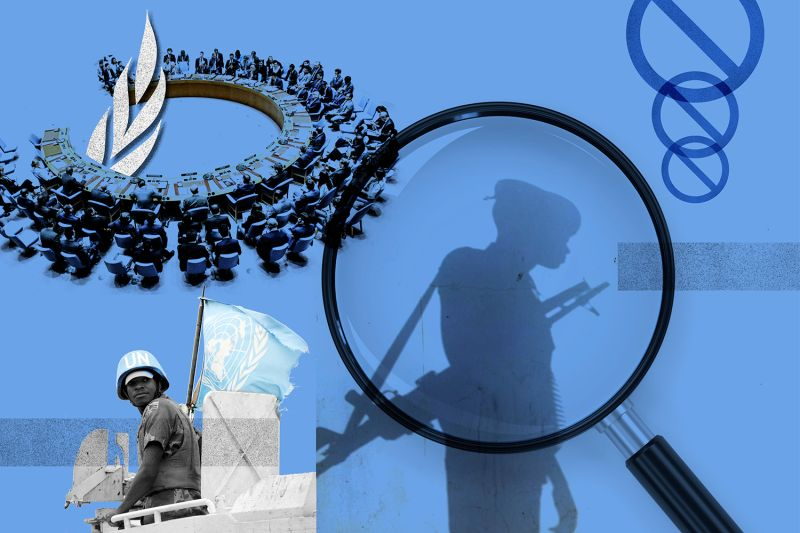 un-sanctions-inspectors-africa-foreign-policy-illustration