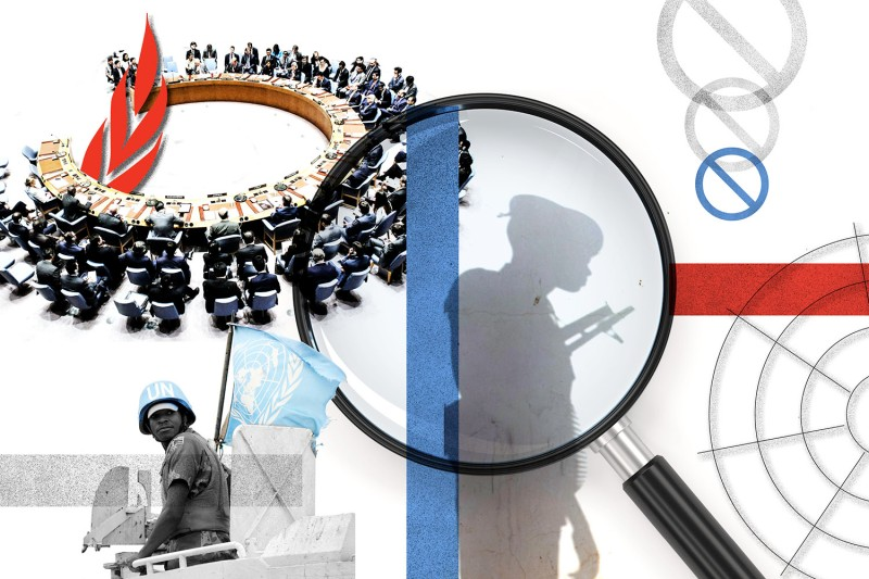 un-sanctions-inspectors-foreign-policy-illustration